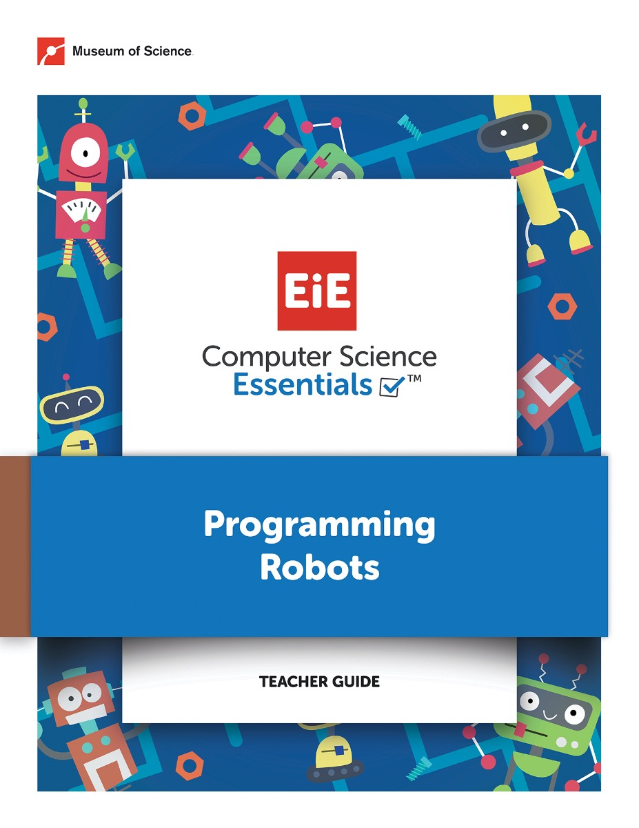 Cover Image: Engineering Essentials. Programing Robots. Teacher Guide