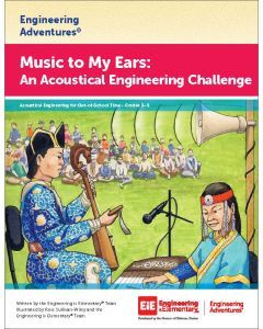 Music to My Ears: An Acoustical Engineering Challenge Virtual Learning Edition