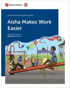 Aisha Makes Work Easier Digital Storybook