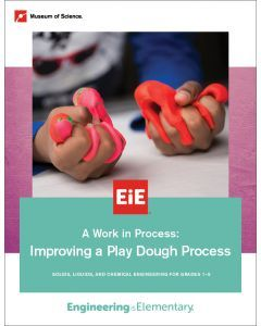 A Work in Process: Improving a Play Dough Process Virtual Learning Edition