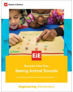 Sounds Like Fun: Seeing Animal Sounds