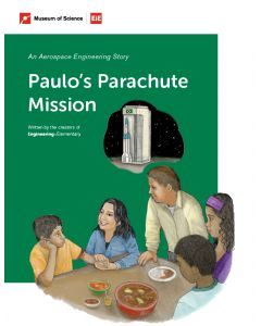Paulo's Parachute Mission Digital Storybook