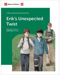 Erik's Unexpected Twist Storybook