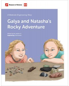 Galya and Natasha's Rocky Adventure Digital Storybook
