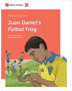 Juan Daniel's Fútbol Frog Digital Storybook