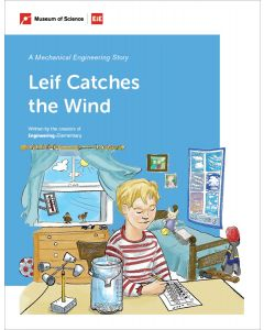Leif Catches the Wind Digital Storybook