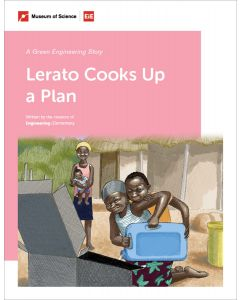 Lerato Cooks up a Plan Storybook