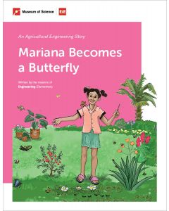 Mariana Becomes a Butterfly Storybook