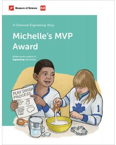 Michelle's MVP Award Digital Storybook