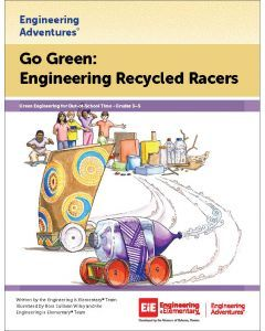 Go Green: Engineering Recycled Racers Virtual Learning Edition