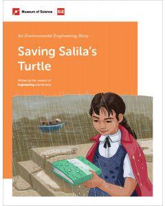 Saving Salila's Turtle Storybook