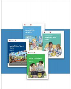 Engineering Around the World: Digital Storybook Set 5