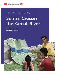 Suman Crosses the Karnali River Storybook