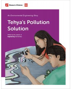 Tehya's Pollution Solution Digital Storybook